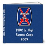 TVBC Camp09 - 8x8 Photo Book (20 pages)