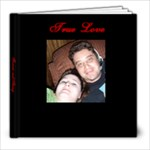 Lindsey and Gabe Quote Book - 8x8 Photo Book (20 pages)