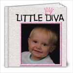 Brooke - 8x8 Photo Book (20 pages)