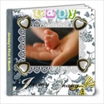 Jeremy s first 3 month - 8x8 Photo Book (20 pages)