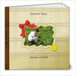 Summer Photobook - 8x8 Photo Book (20 pages)
