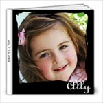 allys book - 8x8 Photo Book (20 pages)