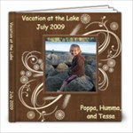 Vacation at the Lake - 8x8 Photo Book (20 pages)