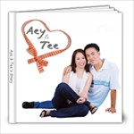 Aey&Tee - 8x8 Photo Book (20 pages)