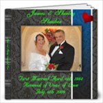 JAMES AND SHIRLEY WEDDING 2 - 12x12 Photo Book (20 pages)