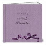 Portfolio of Nicky Shomaker - 8x8 Photo Book (39 pages)