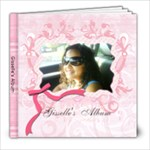 Gisselle s Album - 8x8 Photo Book (20 pages)