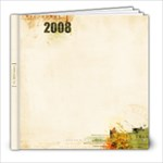 In Retrospect 2008 - Marco - 8x8 Photo Book (20 pages)