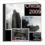 Chicago Trip - 8x8 Photo Book (20 pages)