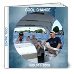 Cool Change - 8x8 Photo Book (39 pages)