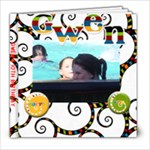 gwens 10 b-day - 8x8 Photo Book (20 pages)