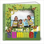 summer 2009 - 8x8 Photo Book (20 pages)