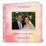 Our Wedding Complete - 8x8 Photo Book (39 pages)