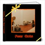 My cats (new1) - 8x8 Photo Book (20 pages)