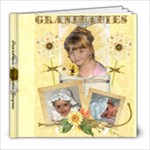 Grandma s Cookbook - 8x8 Photo Book (20 pages)