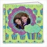 The Amazing Cupcake Quickbook (Copy me!) - 8x8 Photo Book (39 pages)