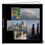 2009 Book 2 - Summer - 12x12 Photo Book (60 pages)