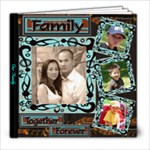 Thomas & JoAnn Family - 8x8 Photo Book (39 pages)