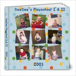 daycare 2001 - 8x8 Photo Book (20 pages)