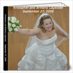 Lagassee wedding4 - 12x12 Photo Book (40 pages)