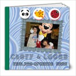 chery & lucas english-spanish book 2009 - 8x8 Photo Book (20 pages)