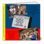 Cleveland s & Werre s August 9-14, 2009 - 8x8 Photo Book (20 pages)
