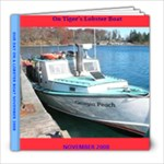 LOBSTER BOAT TRIP NOV 08 - 8x8 Photo Book (20 pages)