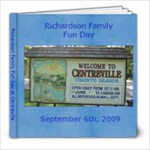 Centreville Photo Book - 8x8 Photo Book (20 pages)