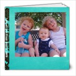 Christmas Project - 8x8 Photo Book (20 pages)