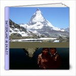switzerland - 8x8 Photo Book (39 pages)