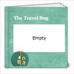 Travel Bug Sample Book - 8x8 Photo Book (20 pages)