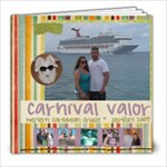 Carnival Valor - 8x8 Photo Book (39 pages)