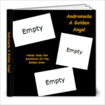 Andromeda A Golden Angel - 8x8 Photo Book (30 pages)