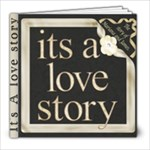 love story - 8x8 Photo Book (60 pages)