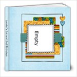Landon s Birthday Book - 8x8 Photo Book (20 pages)