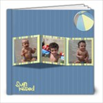 sun - 8x8 Photo Book (20 pages)
