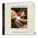 Daniela&Robert8x8 - 8x8 Photo Book (20 pages)