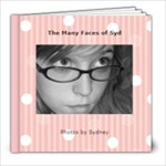 Sydney s book - 8x8 Photo Book (20 pages)