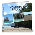 Wonders of Palawan - 8x8 Photo Book (39 pages)
