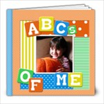 ABC OF ME - 8x8 Photo Book (20 pages)