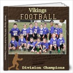football - 12x12 Photo Book (20 pages)