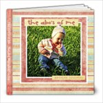 ABC s of Me - 2009 - 8x8 Photo Book (20 pages)