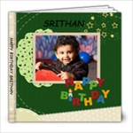 srithan first birthday - 8x8 Photo Book (20 pages)