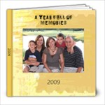 Boy s book  - 8x8 Photo Book (20 pages)
