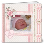 Blair The First Two Years - 12x12 Photo Book (40 pages)