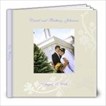 Photobook Wedding - 8x8 Photo Book (39 pages)