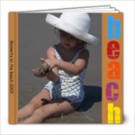 beach - 8x8 Photo Book (39 pages)