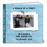 Hillman Whales - 8x8 Photo Book (20 pages)