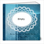 Ahrony Trip shmuely-yanky08/09 - 8x8 Photo Book (20 pages)