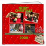 christmas 2009 - 12x12 Photo Book (20 pages)